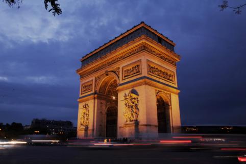 Arc de triomphe - Cabinet FONTAINE & Associés